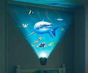 Underwater Wall Projectors