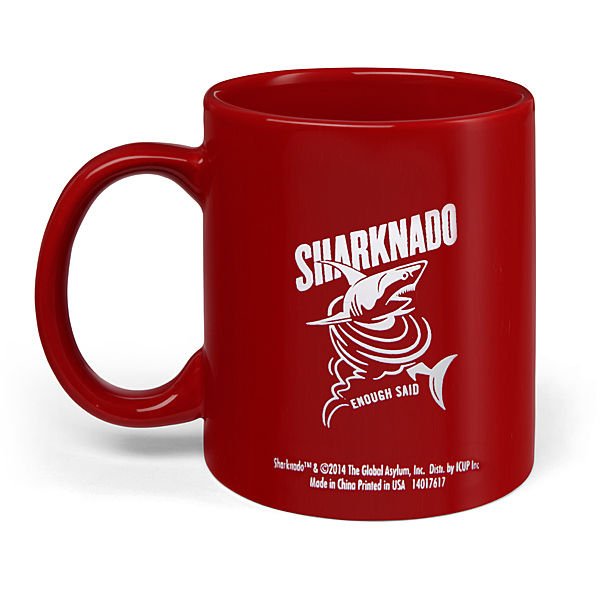 Sharknado Area Mug
