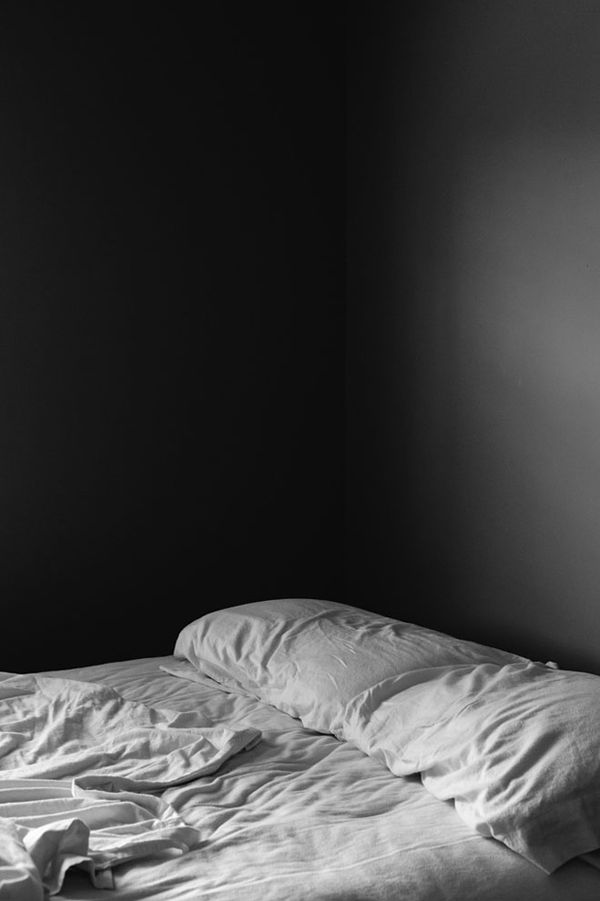 Solitary Bedroom Photography
