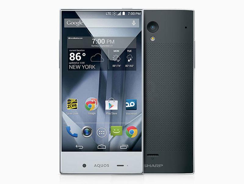 Borderless Smartphone Interfaces