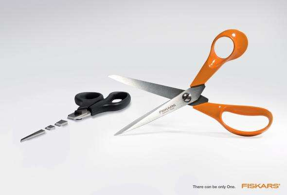 sharp scissors