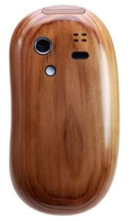 Curved Wood Phones