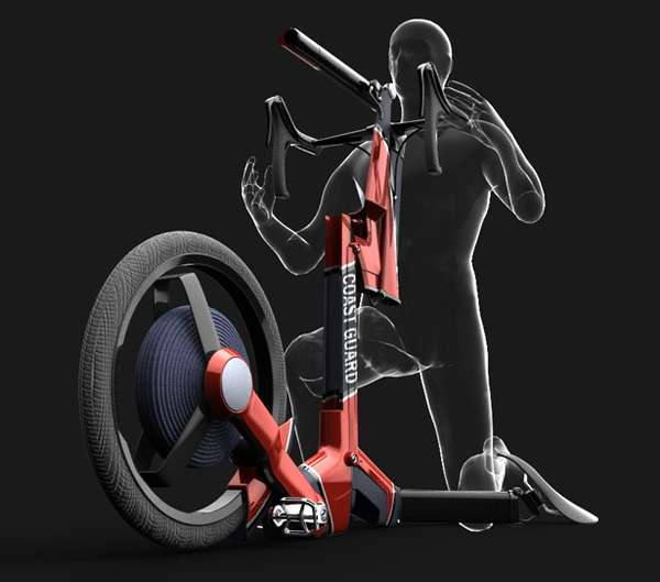 Lifeguard-Inspired Concept Bikes