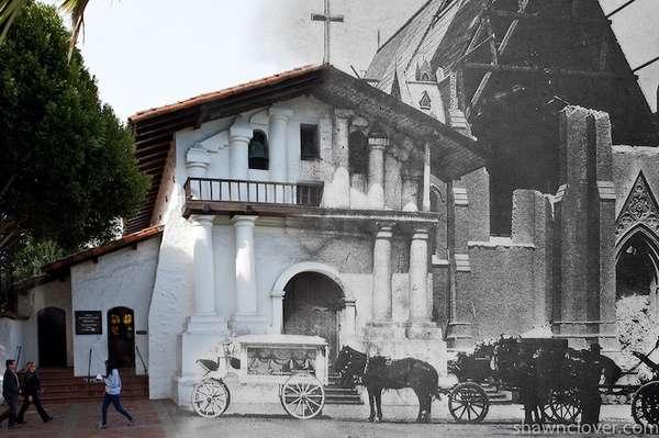 Historic Time-Lapse Photos