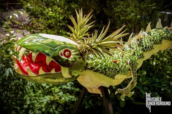 Wicked Watermelon Dragon Creations