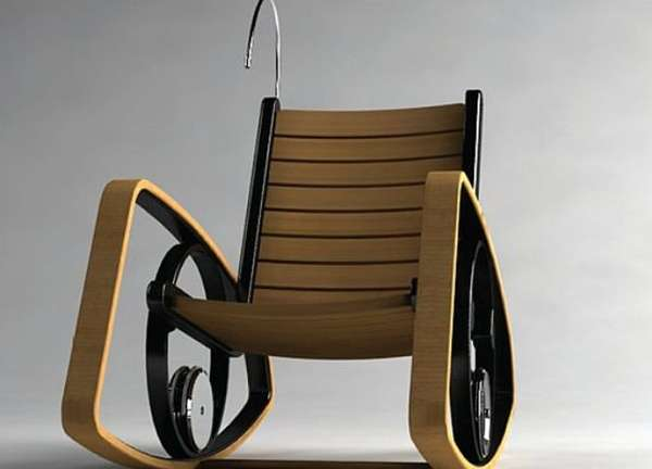 Rocking Chair Chargers