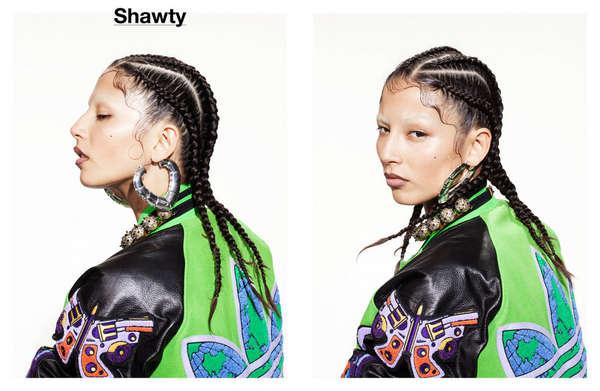 Feminine Street Swagger Photography