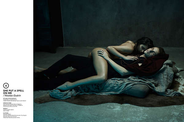 Dark Lustful Editorials