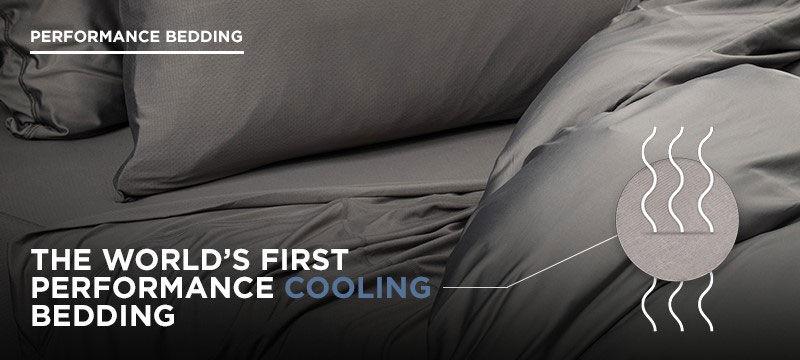 Heat-Releasing Linens
