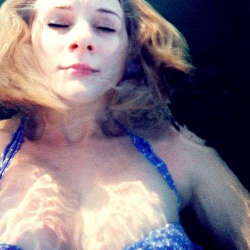 Serene Underwater Photography