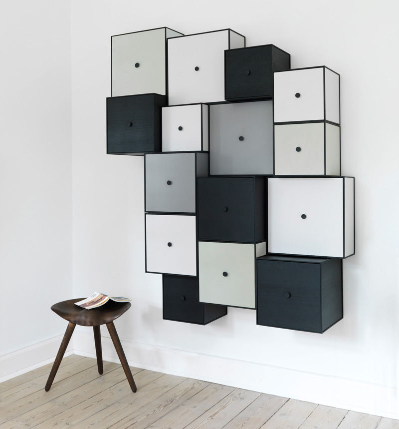 Modular Shelf Drawers