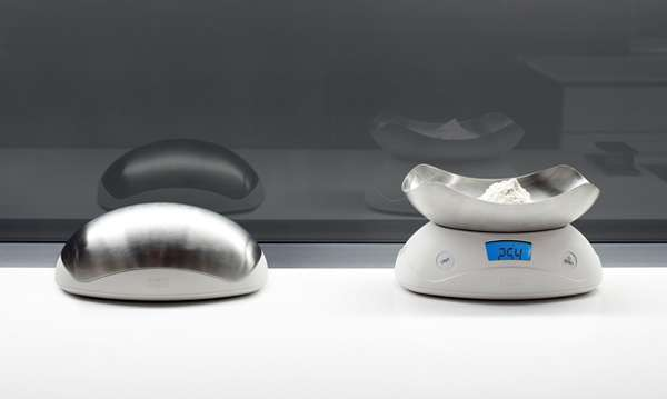 Sleek Kitchen Scales