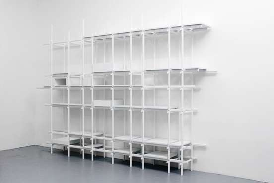Space-Age Shelving
