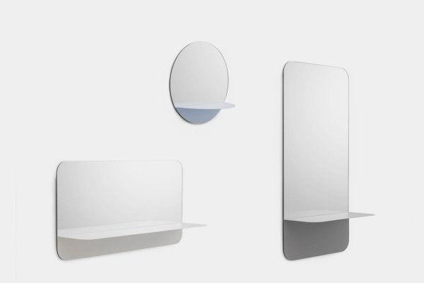 Modular Shelving Mirrors
