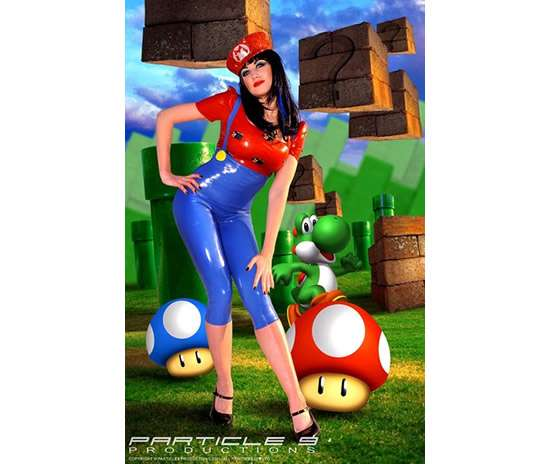 Female Gamer Outfits