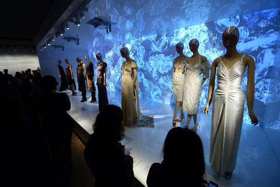 Couture Icon Collaboration Exhibits