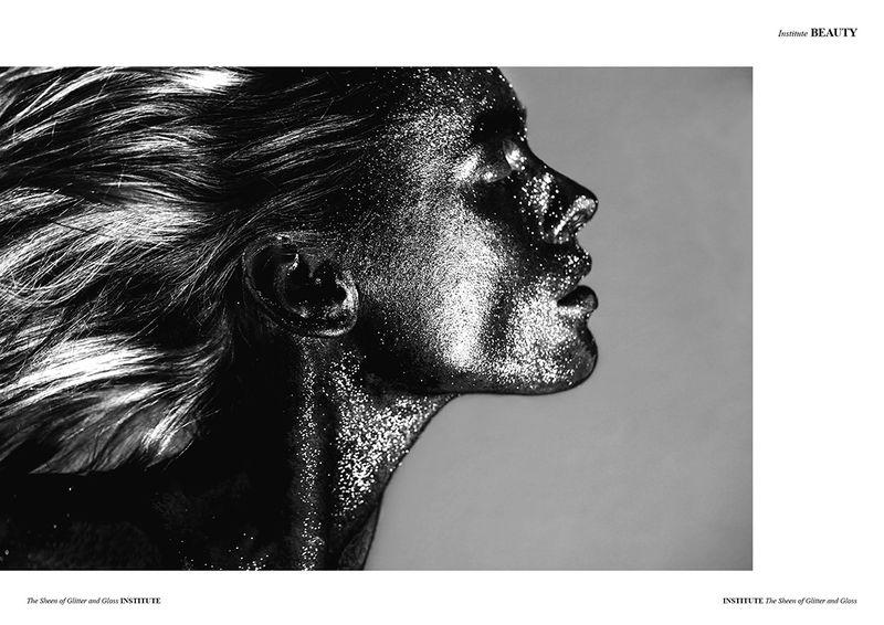 Shimmering Beauty Editorials