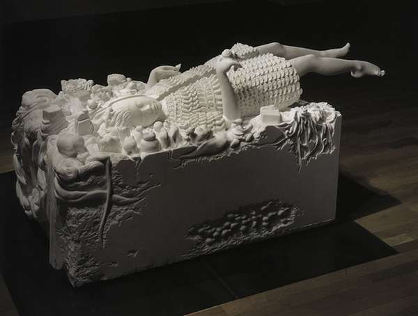 Mystifying Marble Sculptures