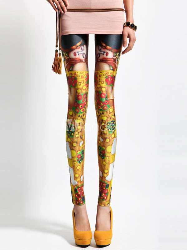 Artistically Designed Hosiery