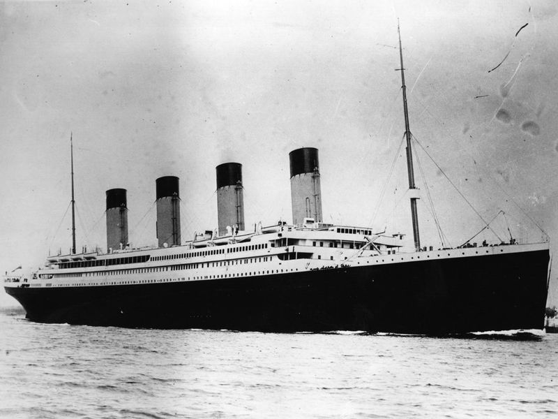 Replica Sinking Ship Cruises