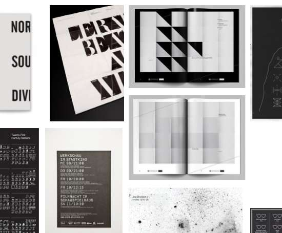Monochrome Print Exhibits