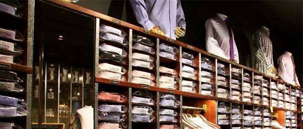 Single-Malt Shirt Stores : Shirt Bar
