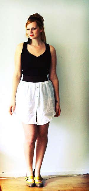 Menswear-Inspired Skirts