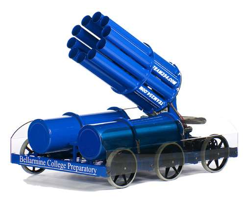 T-Shirt Gatling Guns