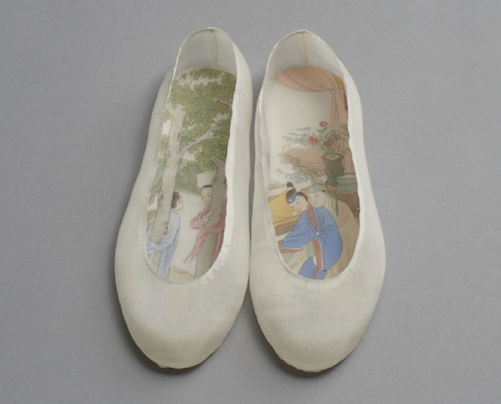Silk Shoe Canvases