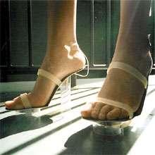 Sensitive Shoes