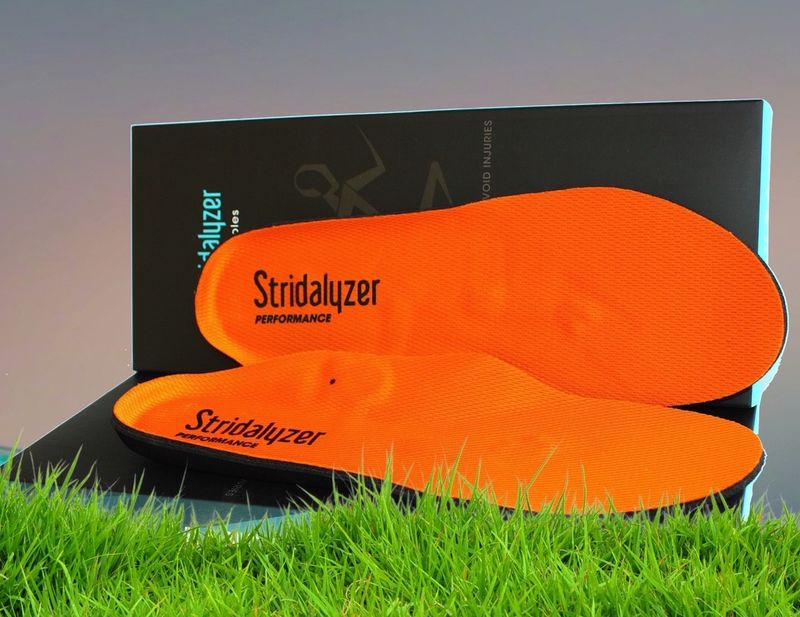 Stride-Analyzing Insoles