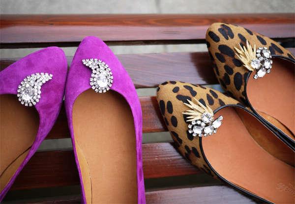 Interchangeable Shoe Jewelry