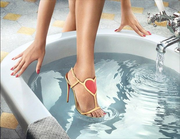 Hygienic Shoe Marketing