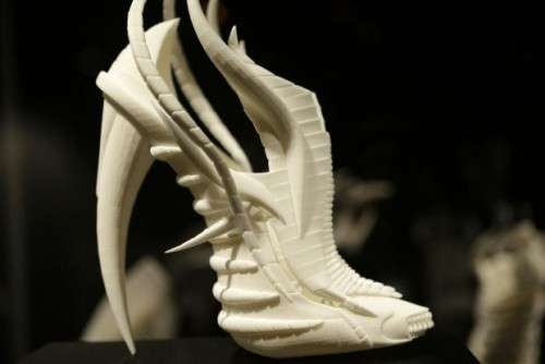 Fantastical Shoe Exhibitions
