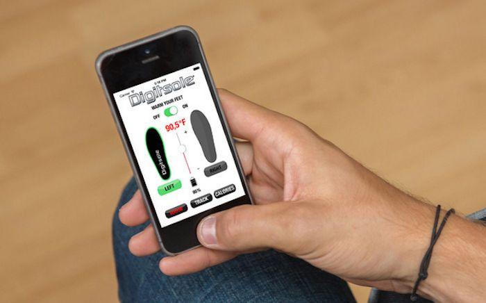 Digital Shoe Insoles