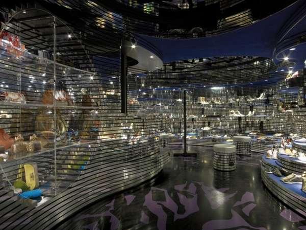 Kitschy Nightclub Retailers