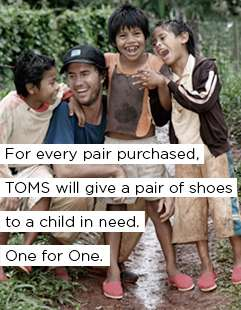 Childrens Footwear Charities