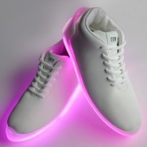 Illuminated Dance Sneakers