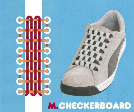 Shoe-Tying Art