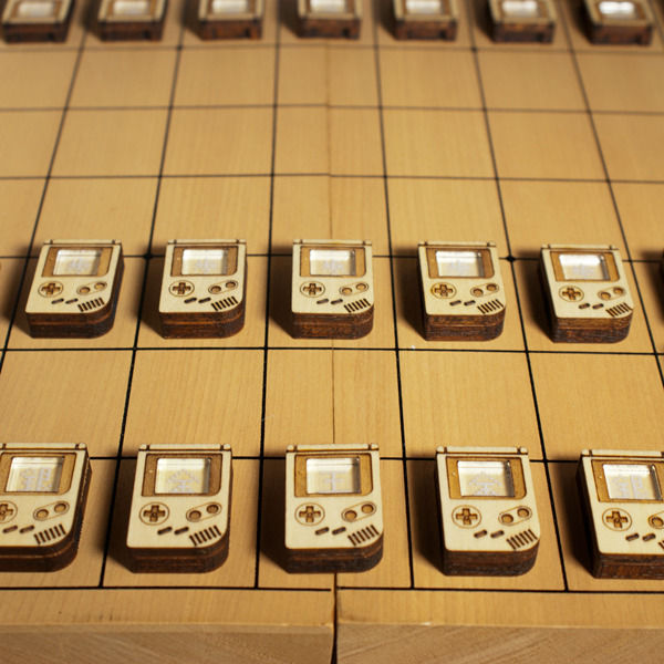 Retro Console Board Games