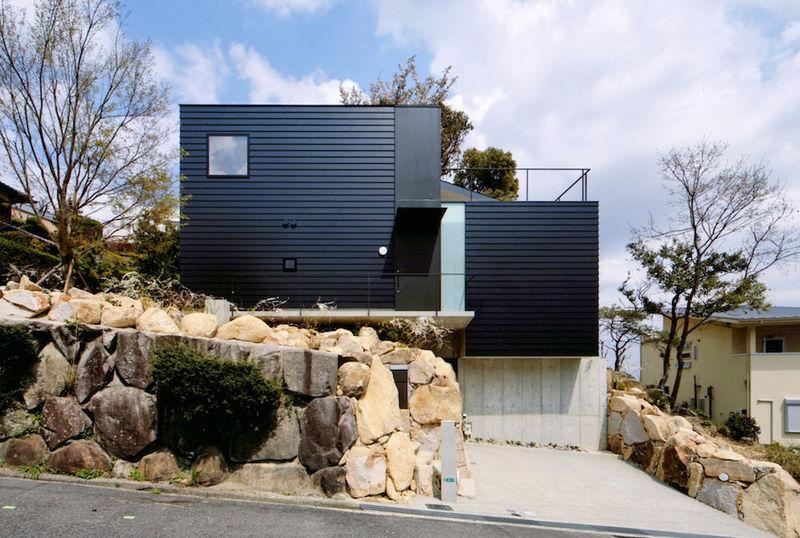 Rugged Terrain Houses