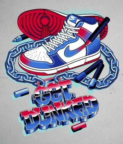 Logo-Loving Fashion