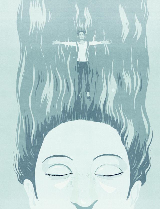 Sweetly Surreal Illustrations