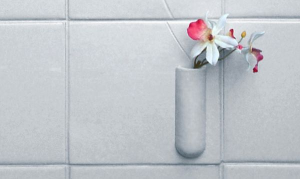 Tile-Implanted Vases