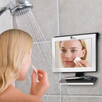 Anti-Fogging Shower Mirrors