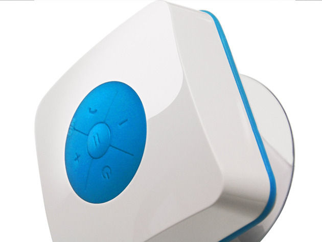Waterproof cube speakers shower speaker system - Bathroom tile design ideas to avoid the culture misconception ...