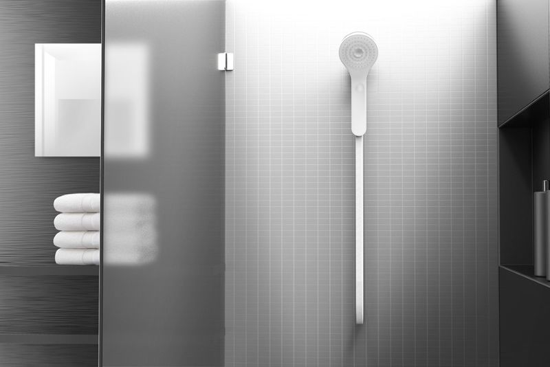 Water-Conscious Shower Systems