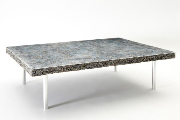 Shredded Paper Furniture (UPDATE)