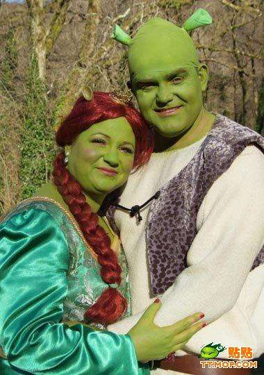 'Shrek' Weddings