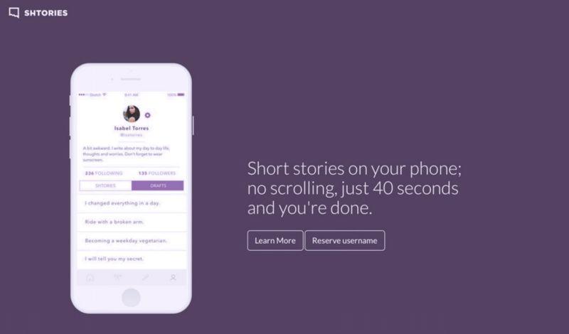 Mobile Short Story Platforms